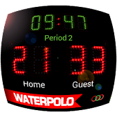 Scoreboard Waterpolo ++