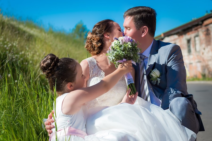 Wedding photographer Viktoriya Nedvigina (VNphoto). Photo of 31.07.2017