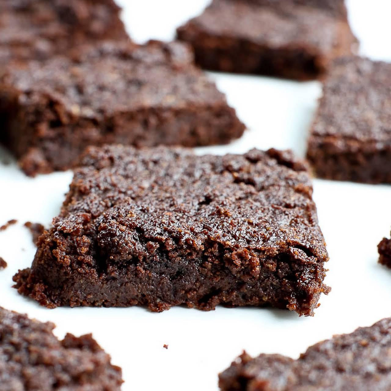Keto Brownies (Vegan and Gluten Free!)