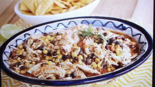Slow Cooker Santa Fe Chicken By Ej Recipe