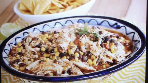Slow Cooker Santa Fe Chicken By Ej Recipe