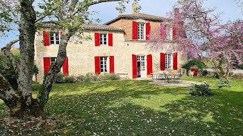 manoir à Casteljaloux (47)