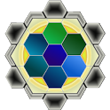 Hexplode - Explode Your Way Down icon