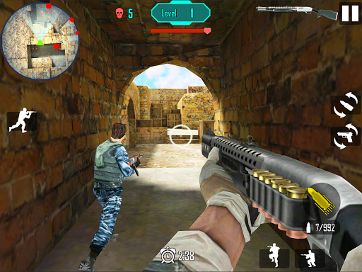 Gun Shoot War filehippodl screenshot 10