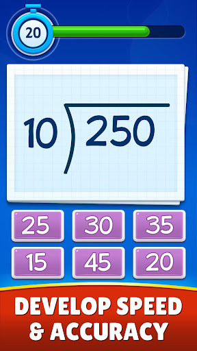 Math Games - Addition, Subtraction, Multiplication 0.0.5 screenshots 6