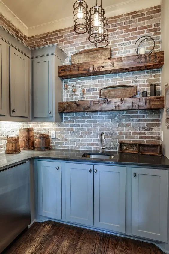 11 Trending Kitchen Accent Wall Ideas Tips Photos
