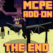 The End add-on Minecraft PE