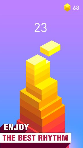 Stack Blocks - Music Games, Color Block Switch 1.2.1 screenshots 2