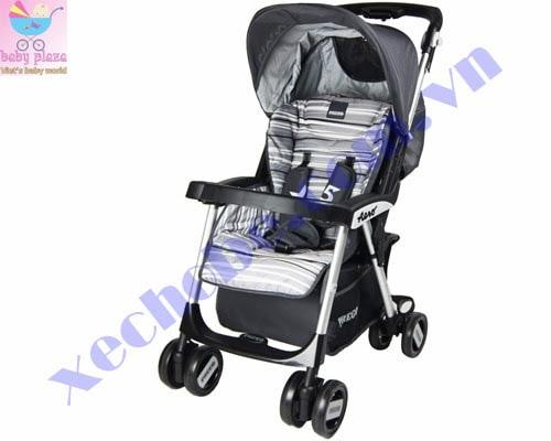 Xe đẩy em bé Prego 6508 2