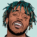 Lil Uzi Vert Wallpapers New Tab HD Icon