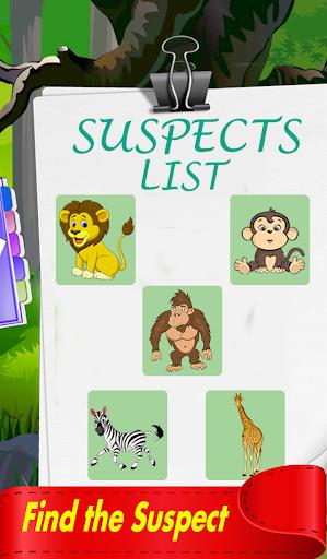 Hidden Objects in Zoo