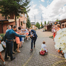 Wedding photographer Aleksey Ageev (alexageev). Photo of 25.09.2016