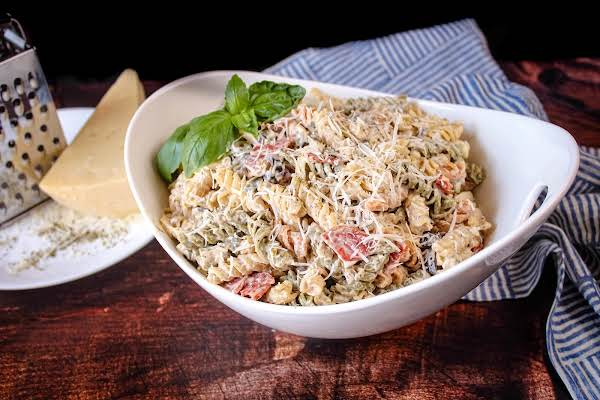 Southern Antipasto Salad_image