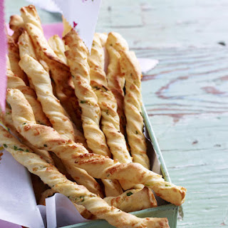 Cheese and Onion Twists