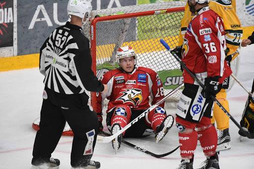 Sport blev utan poäng i Villmanstrand. (bild: Samppa Toivonen)
