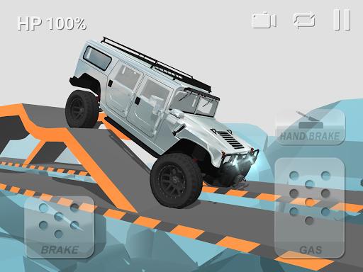 Test Driver: Offroad Driving Simulator screenshots 17