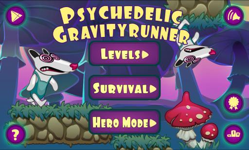 Psycho Wolf Gravity Runner