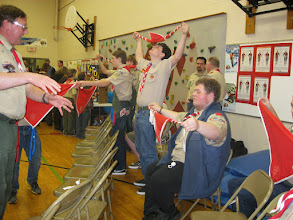 Photo: pack 420 cross over part 3