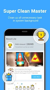 Boost Lite - RAM Booster - náhled