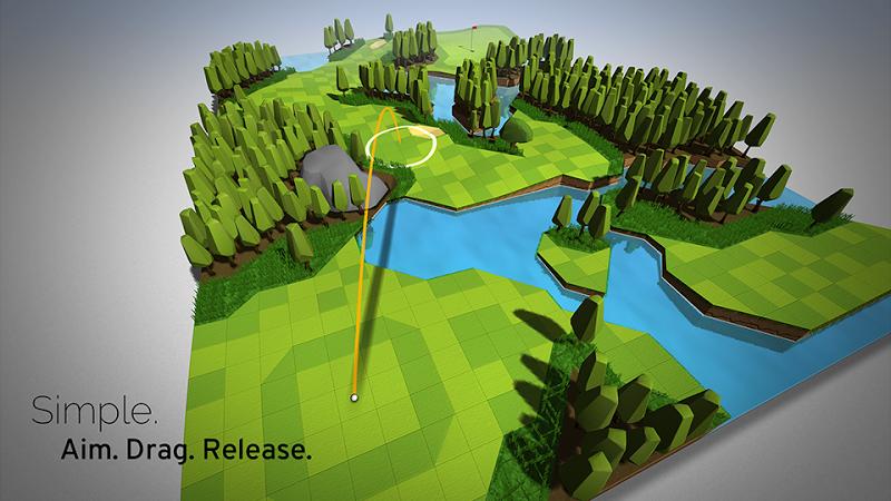 OK Golf v1.4.2.1 + Mod
