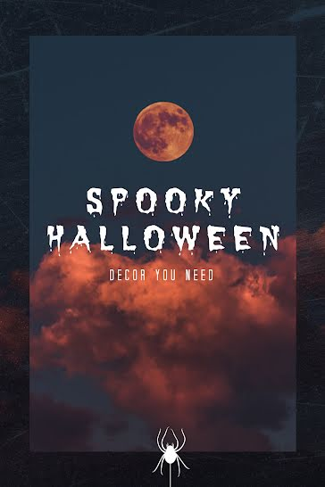 Spooky Halloween - Halloween Template