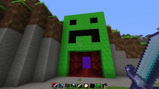 Portal Minecraft Ideas