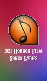 1921 Horror Film Songs Lyrics - náhled