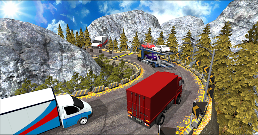 Euro Truck Uphill Simulator for Android apk 5