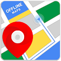 Offline Maps, GPS, Driving Directions icon