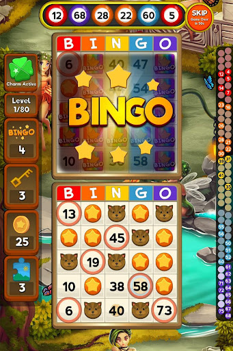 Bingo Quest - Elven Woods Fairy Tale screenshots apkshin 9