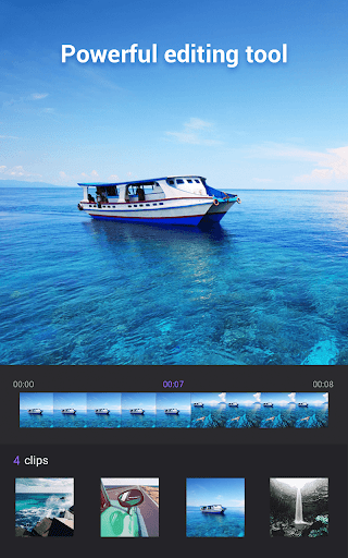 Video Maker of Photos with Music & Video Editor 4.8.7 screenshots 1