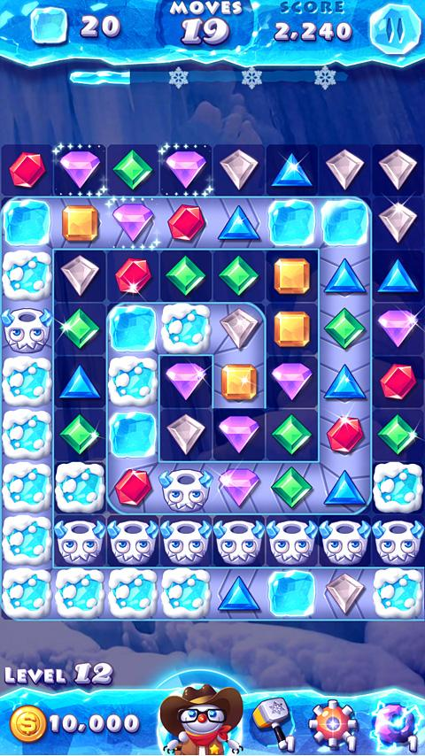 Ice Crush - Spring- screenshot