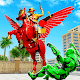 Flying Horse Transform Robot Cowboy: Robot Games APK
