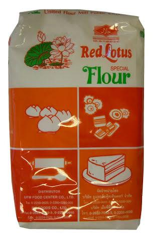 Special Flour 1 kg Red Lotus