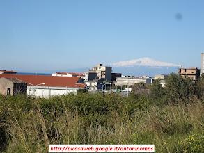 Photo: Etna panorama, visto dalla Costa Jonica calabrese