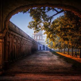 Shalamar Gardens by Nj Javed - Buildings & Architecture Public & Historical ( landmark, travel,  )