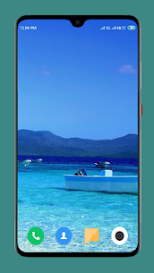HD Beach Wallpapers App Download For Android and iPhone 4
