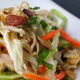Lisa's Crunchy Chicken Salad