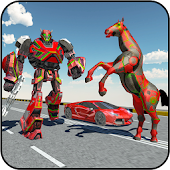 Car Robot Transformation Game - Horse Robot Games