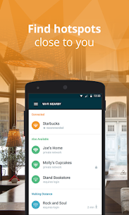 Avast Wi-Fi Finder Screenshot 2