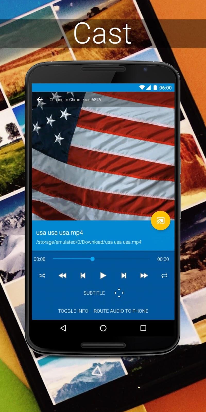 LocalCast for Chromecast Screenshot 5