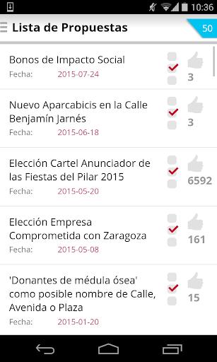 Zaragoza Participa