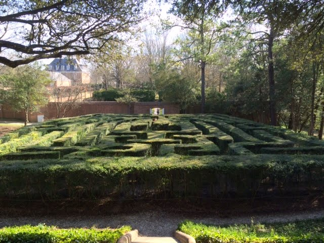 My Photos: Hedge Mazes and Gardens
