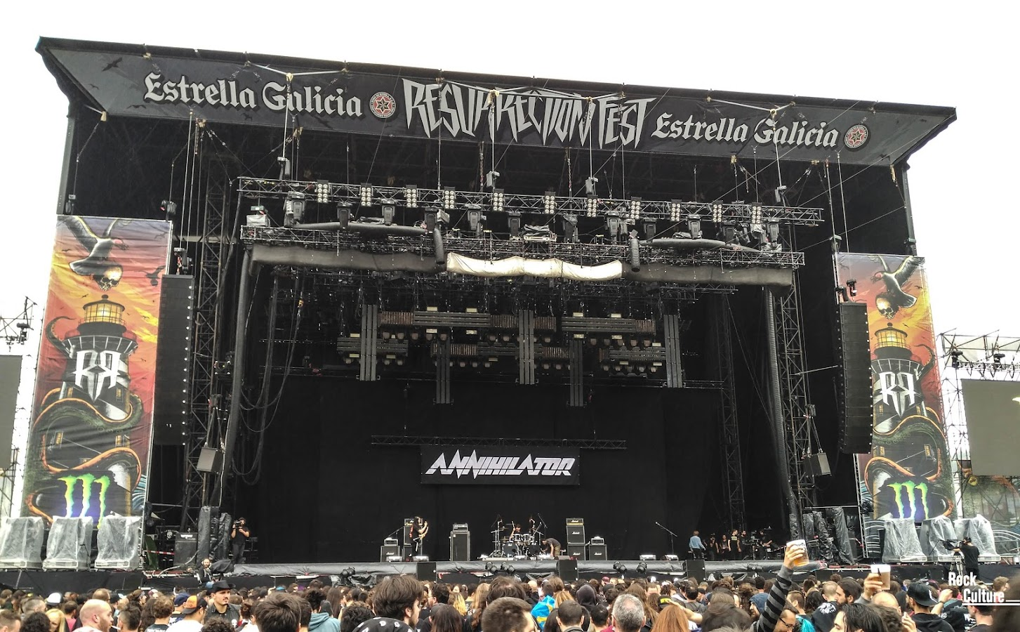 annihilator resurrection fest