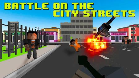 Cube War: City Battlefield 3D 2.6 screenshot 449903