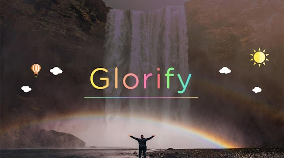 Glorify - be proud of yourself- screenshot thumbnail