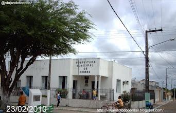 Photo: Prefeitura Municipal de Cumbe
