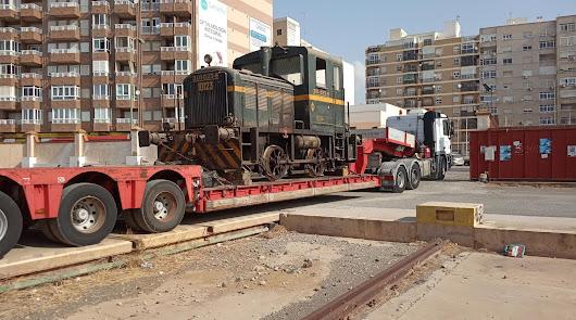 Adiós a otra pieza del patrimonio ferroviario
