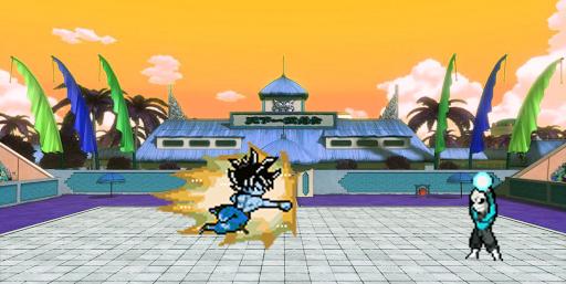 Saiyan Tap - Ultra Instinct Battle 1.0.62 screenshots 1