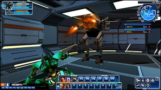 Steel War Hero Mech Warrior FPS Shooter 1.0 screenshots 18